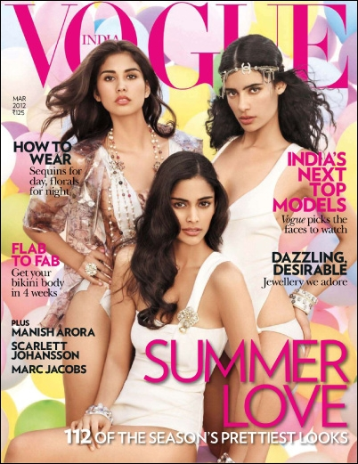 Vogue - March 2012 (India)