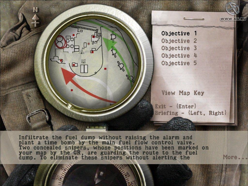Sniper Elite (2005) PC | RePack