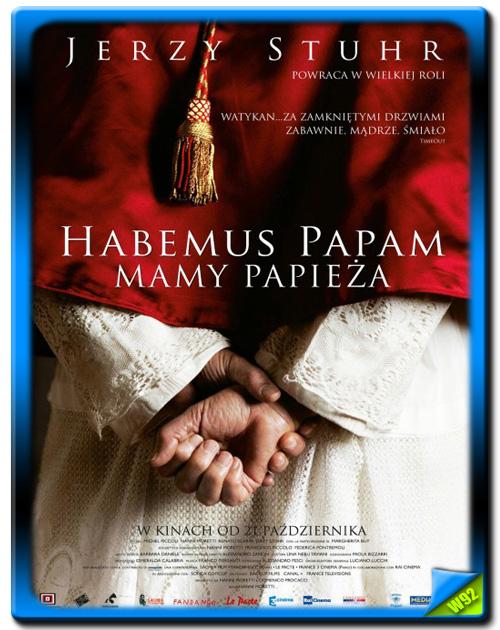 Habemus Papam - mamy papieża / Habemus Papam (2011) PL.BRRip.XviD-BiDA | LEKTOR PL