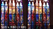 Прага в 3D / Prague 3D в 2-х Частях ( 1 Часть - Мала Страна , Градчаны, Пражский град.) Горизонтальная анаморфная