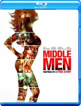 Посредники / Middle Men (2009) BDRip 720p