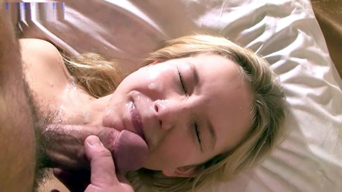 Description: Amateur video of high quality, in which a young blonde Alina, ...