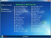 Microsoft Windows 7 Максимальная SP1 x86/x64 DVD Original WPI 20.03.2012