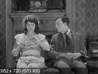 Шерлок младший / Sherlock Jr. (1924) BDRip 720p