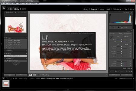 Adobe Photoshop Lightroom ( скачать, 4 Beta, 2012 )