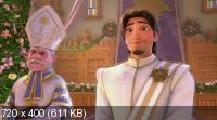 Рапунцель - Долго и Счастливо / Tangled - Ever After (2012) BDRip 720p + HDRip