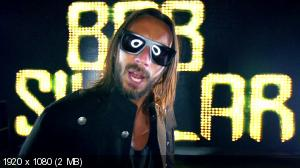 Bob Sinclar feat. Pitbull & DragonFly & Fatman Scoop - Rock The Boat (2012) HDTVRip 1080p