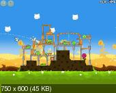 Angry Birds Seasons 2.3.0 (PC/2012)
