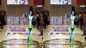 Невские берега 3Д (2011, Боди-арт, HDTV)  Горизонтальная анаморфная