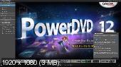 CyberLink PowerDVD 12.0.1312.54 Ultra RePack (2012) Русский присутствует