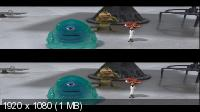 Монстры против пришельцев 3D / Monsters vs Aliens 3D (2009) BDRip 1080p