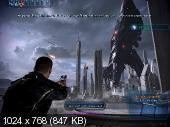 Mass Effect 3 v1.1.5427.4 + 3 DLC Repack Fenixx UP