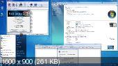 Windows 7 Professional SP1 (x86/x64) IDimm Edition v.12.12 (2012) Русский