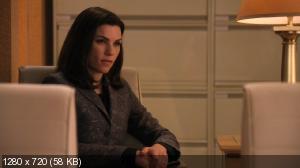 Хорошая жена [2 сезон] / Тhе Gооd Wifе (2010) WEB-DL 720p + WEB-DLRip