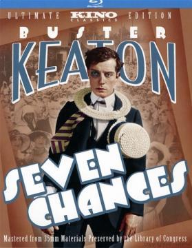 Семь шансов / Seven Chances (1925) BDRip 720p