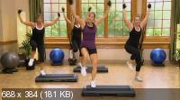 Kelly Coffey-Meyer - 30 Minutes to Fitness. Step Boxing (2011) DVDRip