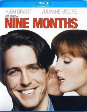 Девять месяцев / Nine Months (1995) BDRip 720p