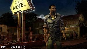 The Walking Dead: Episode 1/ Ходячие Мертвецы