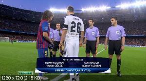 Футбол. Лига Чемпионов 2011-12 Ответный матч Барселона - Челси (2012) HDTVRip 720p