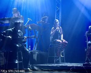 ZAZ - Sans Tsu Tsou [Live Tour 2011] (2012) DVD9