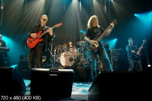 Joe Satriani - Satchurated: Live in Montreal (2012) DVD9 + DVD5