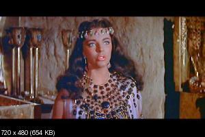 Земля фараонов / Land Of The Pharaohs (1955) DVD9